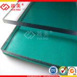 UVschutz Lexan Polycarbonat-fester Panel PC flaches Dach-Blatt