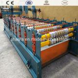 Heißer Verkaufs-geformte Rollen-Blendenverschluss-Tür-Aluminiumrolle, die Maschine bildet