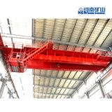 Modello superiore di Qd di funzionamento della gru elettrica di industria di metallo una gru a ponte da 20 tonnellate