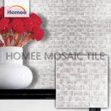 Nueva inyección de tinta de la fábrica de baldosas mosaico de vidrio de cocina