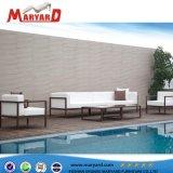 Het elegante OpenluchtMeubilair Van uitstekende kwaliteit van het Terras en het Meubilair van de Bank van het Hotel van Hotsale Doubai