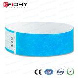 Zugriffssteuerung-Schlüsselband des Silk Bildschirm-Drucken-RFID mit hoher Sicherheit