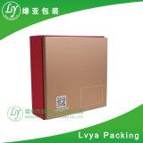 Cadres de empaquetage de Cmyk d'imprimerie de cadeau rigide personnalisés par qualité de papier