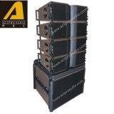 Aktive Zeile Reihen-Tonanlage-PROaudio für im Freien oder Innenkonzert-Zeile Reihen-Lautsprecher