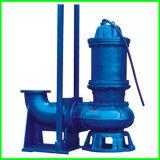 Pompa in-linea verticale sommergibile di trasferimento delle acque luride
