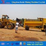 Machine alluviale d'extraction de l'or avec le brevet et le CE