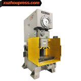 Machine détraquée simple de presse de pouvoir C de Xdl de bâti réglable de la rappe (25ton~260ton)