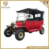 Элемент чистого Китая ручной работы малых электромобиль для туризма