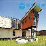 Maisons modulaires modifiées de récipient d'expédition à vendre