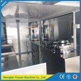 Трейлер быстро-приготовленное питания тележки хота-дога кухни Ys-Fw400A алюминиевый передвижной
