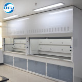 Estrutura de aço Fumehood anticorrosão para laboratório de química