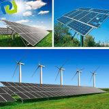 Constructeurs résidentiels de panneaux solaires d'énergie solaire pour des maisons