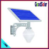 Luz ao ar livre da fonte solar de RoHS 6W-15W do Ce da certificação