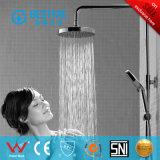セットされる現代デザイン浴室のシャワー(BM-60082BK)