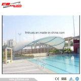 De openlucht Zwemmende Tent van de Dekking van het Membraan van de Plaats Schaduw Gebruikte