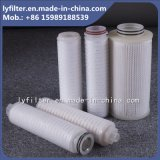 0.22 Mikron-Polypropylen gefalteter Wasser-Filtereinsatz 5 Zoll