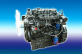 耕作トラクターのための36.8kw 50HP 4シリンダー