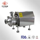 Acero inoxidable sanitario de agua propia de la bomba de cerveza AISI304/AISI316L