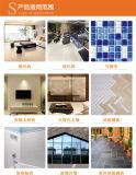 Vedante de Silicone, cola adesiva, argamassa epoxídica, decoração em mosaico
