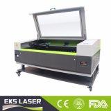 Máquina de gravura de alta velocidade Es-1310 da estaca do cortador do laser do CO2