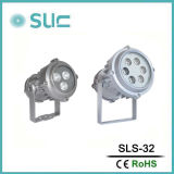 16W LED impermeable Spotlight lámpara para el Paisaje (SLS-32)