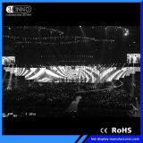 P5.95mm SMD de alta frecuencia de refresco de pantalla de LED RGB colgando