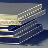Feuille composée en aluminium d'ACP de panneau de qualité enduite de PVDF