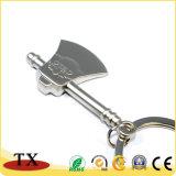 금속 도끼 열쇠 고리 형식 디자인 금속 키 홀더