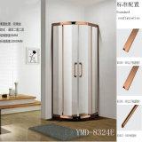 ステンレス鋼の流行デザインシャワー機構のための簡単なシャワー室