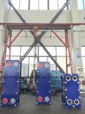 Échangeurs de chaleur de plaque d'utilisation de laminoir et de ventilation machine d'extrudeuse
