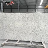 인공적인 석영 석판 Calacatta 백색 색깔에 의하여 설계되는 돌 석판