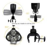 Indicatore luminoso della griglia del supporto della maniglia con l'interruttore di tocco