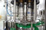 Capsuleuse de remplissage de l'eau de rinçage Tribloc Machine de remplissage