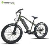 Fette Modell Bafang ultra MITTLERES Ansteuersystem-elektrisches Fahrrad 1000W des Gummireifen-2017 neues