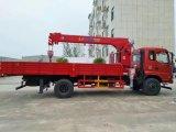 200kw材木のローディングクレーン6トン8トンクレーンが付いている10トンのトラック
