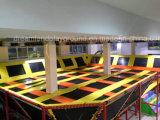Cabelo branco para o parque interno do Trampoline dos esportes das crianças com vantagens competitivas