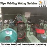 De Pijp die van het roestvrij staal Machine voor Ronde Vierkante Pijp maken