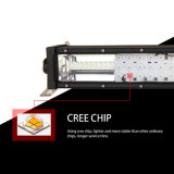 chip di 270W S.U.A. Xbd del CREE impermeabile LED dell'aurora di 22 barra chiara fuori strada righe del commercio all'ingrosso 3 dell'indicatore luminoso del punto di pollice