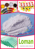 Loman marque Salec chaud Sulfate de baryum précipité /SIO2 98 % de contenu