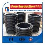 Borde del socket del acero de carbón del borde de la instalación de tuberías