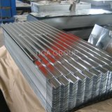 Bonne couleur de toiture en métal étanche recouvert de tuiles en carton ondulé
