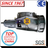 Bomba de propulsor química horizontal y vertical del codo del flujo axial de SS316L