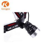 極度の明るい10W Xm-L T6 LEDのヘッドライトの再充電可能で強力なヘッドライト
