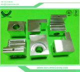 Aluminium anodisierte Teile/anodisierencnc-Prägealuminiumteile
