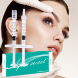 Beständige Qualitätscer-Zustimmungs-injizierbare Hyaluronic Säure