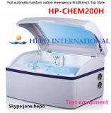 Prüfungs-automatisches Chemie-Analysegerät des Diagnosen-Geräten-Bedarfs-200