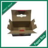 Коробка хорошей Corrugated коробки упаковывая для плитаа