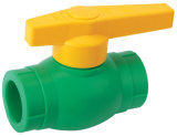 Encaixe de tubulação de PPR com a alta qualidade para a fonte de água