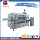 máquina de rellenar de la bebida de la botella de cristal de 6000bph 750ml