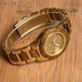 시계 형식 Analong 석영 운동 사업 손목 시계